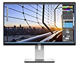 DELL UltraSharp U2417HWi LED Display 61 cm (24') Full HD Plana Negro, Plata - Monitor (61 cm (24'), 1920 x 1080 Pixeles, Full HD, LED, 8 ms, Negro, Plata)