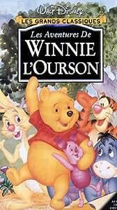 Les aventures de winnie l'ourson [VHS]: Walt Disney