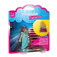 Playmobil 6884 Formal Fashion Girl with Changeable Clothing, Multicolor