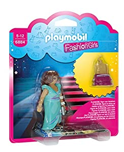 Playmobil Tienda de Moda- Formal Fashion Girl Figura con Accesorios, (6884)