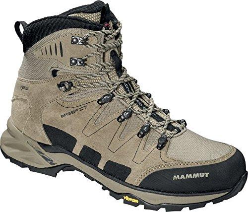 Mammut T Advanced, Chaussures de Randonnée Hautes Homme d'taupe/black
