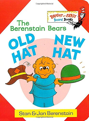 Old Hat New Hat (Bright & Early Board Books)
