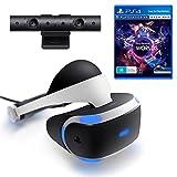 Sony PlayStation VR + Camera V2 + VR Worlds