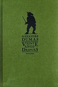 Veinte años después par Alexandre Dumas