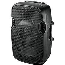 """Ibiza XTK10A - Bafles de sonido con ABS activo, 10"""", 25 cm"""
