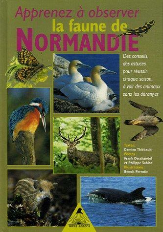Apprenez à observer la faune de Normandie : Des conseils, des astuces pour réussir chaque saison à voir des animaux sans les déranger