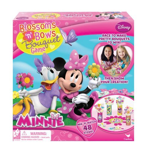Minnie Mouse Blossoms and Bows Bouquet Game by Disney