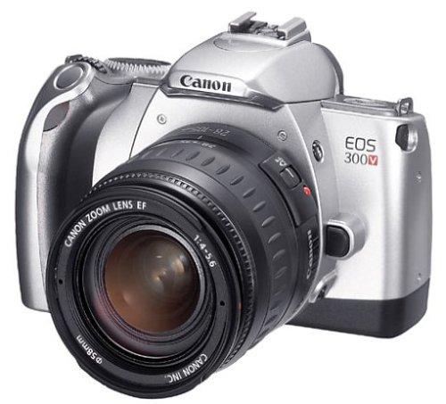 Canon EOS 300 V Spiegelreflexkamera 28-90_1
