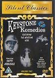 Keystone Komedies - Vol. 2 [DVD]