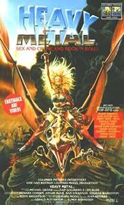 Heavy Metal [VHS]: Dan O'Bannon, Angus McKie, Richard