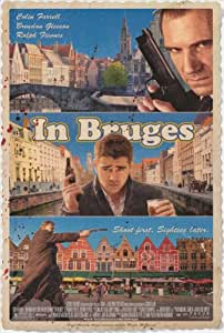 In Bruges Plakat Movie Poster (27 x 40 Inches - 69cm x 102cm) (2008)
