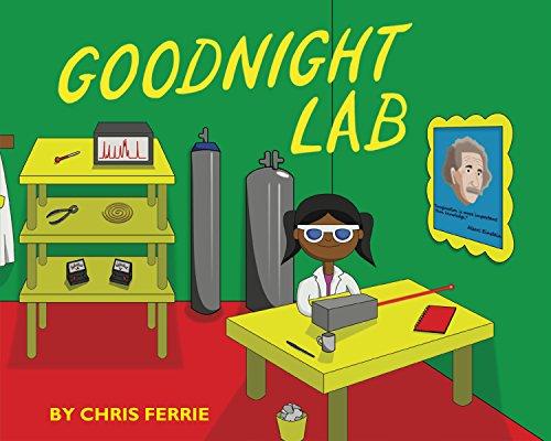 Goodnight Lab: A Scientific Parody (Baby University) por Chris Ferrie