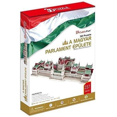 3D Puzzle Ungarische Parlament – Budapest