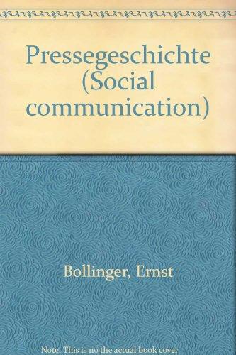 Pressegeschichte: 1500-1580. Das Zeitalter der allmächtigen Zensur (Eu Fribourg Etr)
