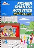 Chants et activités musicales
