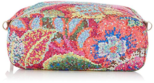 Oilily Oilily M Carry All, Borsa shopper donna Multicolore (Cerise 316)
