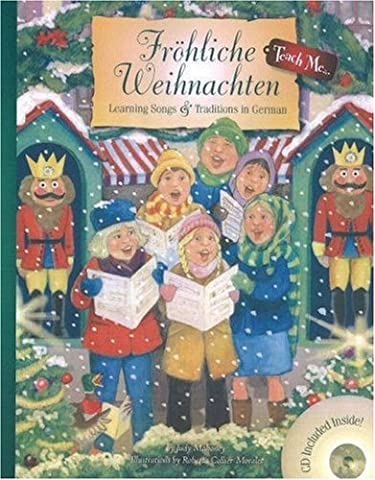 Frohliche Weihnachten: Learning Songs and Traditions in German (Teach Me)