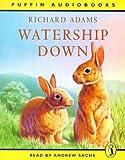 Watership Down - Puffin Audiobooks - 27/11/1997