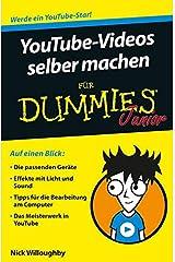YouTube-Videos selber machen fur Dummies Junior (Für Dummies) Paperback