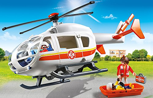 PLAYMOBIL 6686 – Rettungshelikopter - 2