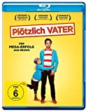 DVD Cover 'Plötzlich Vater (Instructions not included) [Blu-ray]