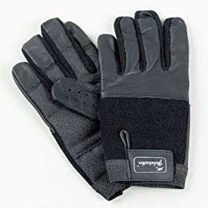 Wheelchair Gloves Sure Grip Full Finger Medium