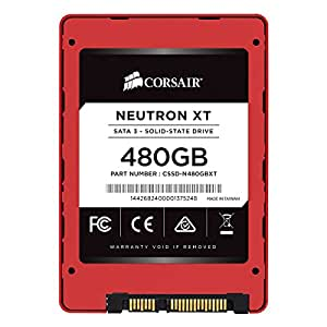 Corsair Neutron XT Series SATA 3 SSD, 480GB