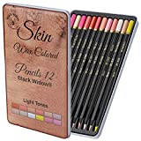 Best Color Pencil Sets For Adult Colorings - Light Skin Tone Pencils, Perfect Colored Pencils Set Review