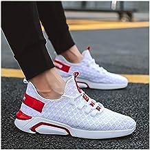 YAYADI Zapatos Unisex Zapatillas Casual Transpirable Zapatos para Hombres Zapatillas De Moda para Hombres Instructores Flats
