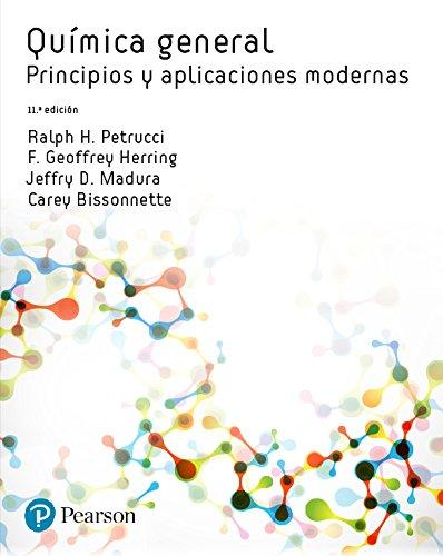 Química general por Ralph Petrucci