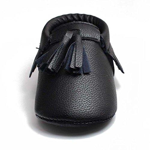 Fulltime® Bébé Garçon Fille douce semelle souple antidérapante Chaussures Crib Shoes