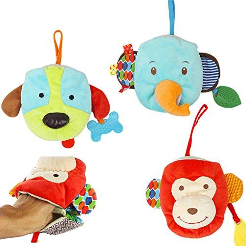 Hemore - Juguete para bebé con asiento de coche, juguete para colgar...