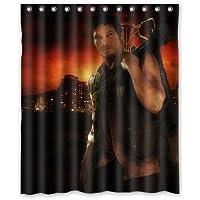 Luxry Daryl Dixon Custom Shower Curtain 60x72