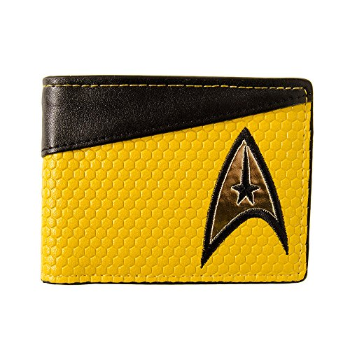 Portafogli Star Trek (Giallo)