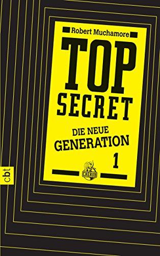 Top Secret. Der Clan: Die neue Generation 1 (Top Secret - Die neue Generation) (German Edition)
