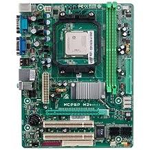 Biostar MCP6PM2+ Socket AM2 Micro ATX - Placa base (4 GB, AMD, Athlon X2 Dual-Core,Phenom II X3,Phenom II X4,Phenom X3,Phenom X4,Sempron, Socket AM2, Fast Ethernet, Realtek RTL8201CL)