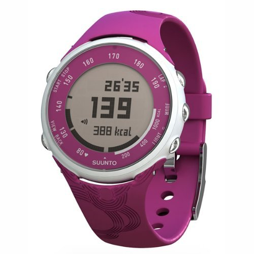 Suunto Women'S T1C True Fuchsia Watch Ss015294000