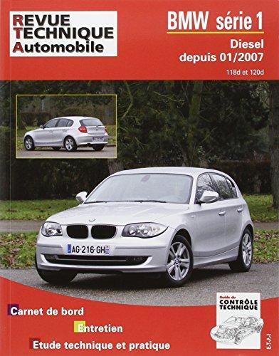 revue-technique-automobile-bmw-serie-1-diesel-depuis-01-2007-118d-et-120d