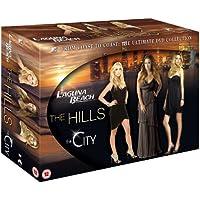 The Hills,The City + Laguna Beach - Collection Box Set