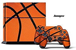 PS4 Console + Controller Skin - Hoops