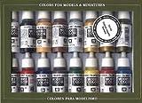 Vallejo Model Color Set - Imperial ROme Colours