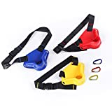 #10: Ocamo Waterproof Fishing Belt Adjustable Waist Rod Holder Belt Enduring Fish Rod Supporter