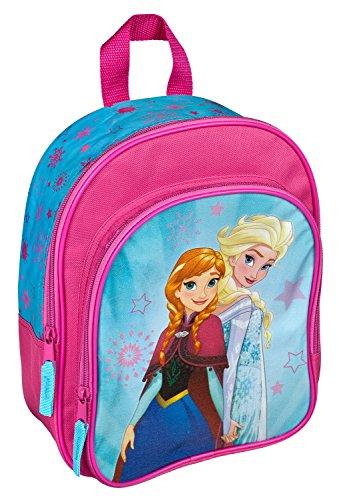 Rucksack mit Vortasche, Disney Frozen, ca. 31 x 25 x 10 cm