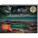 Escape Room. Die dunkle Insel. Adventskalender zum Aufschneiden: Das Original: Der neue Escape-Room-Adventskalender für Erwac