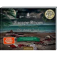 Escape Room. Die dunkle Insel. Adventskalender zum Aufschneiden: Das Original: Der neue Escape-Room-Adventskalender für…