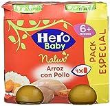 Hero Baby Arroz y Pollo Tierno - 940 gr