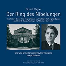 Wagner: El Anillo Del Nibelungo [12 Cds] (1953)