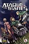 Ataque a los titanes 6 par Isayama