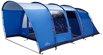 Vango Farnham Family Tunnel Tent River Blue 500  sc 1 st  Amazon UK & Vango Farnham Family Tunnel Tent River Blue 500: Amazon.co.uk ...