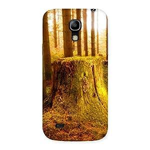 Impressive Tree Trunk Print Back Case Cover for Galaxy S4 Mini
